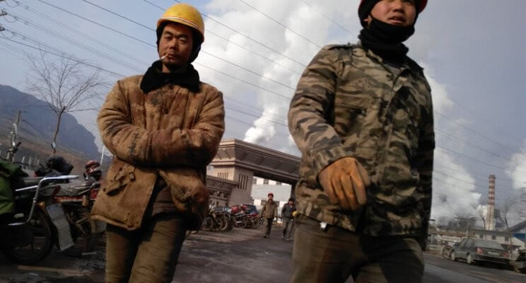 China War on Pollution